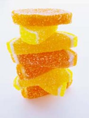 www.jupiterimages.com, candied fruit