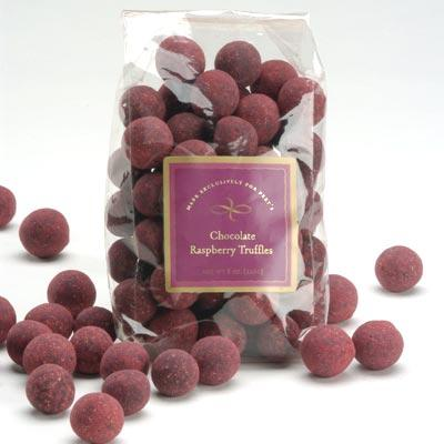 peet's coffee and teas raspberry truffles